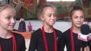 """Гимнастичките на """"Импала"""" в трескава подготовка за предстоящ турнир"""