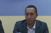 Пресконференция на областния координатор на партията Пламен Йорданов и общинските съветници от ГЕРБ – Чирпан