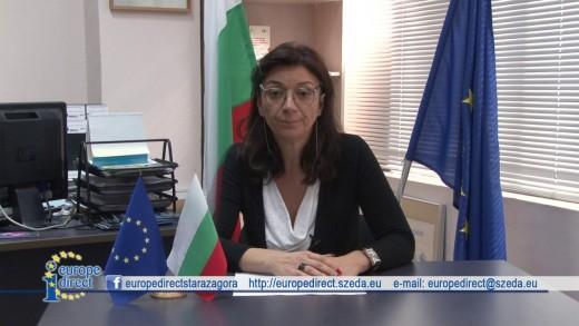 ЕВРОПА ДИРЕКТНО – предаване на ТВ ЗАГОРА – 23 10 2018