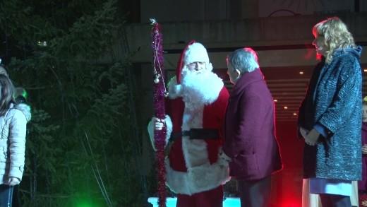 Грейна Коледната елха в Стара Загора