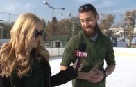 Ледена пързалка отвори врати в центъра на  Стара Загора