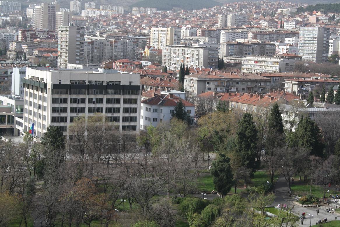Представяне на проекта за ремонт на сградата на Община Стара Загора