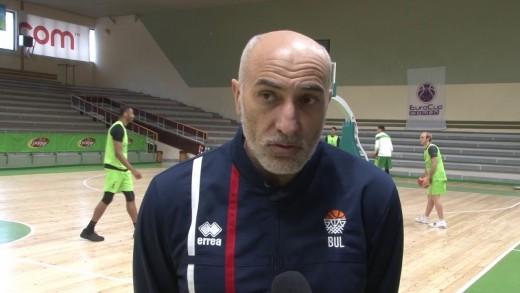 Баскетболният Берое посреща Левски ЛУкойл