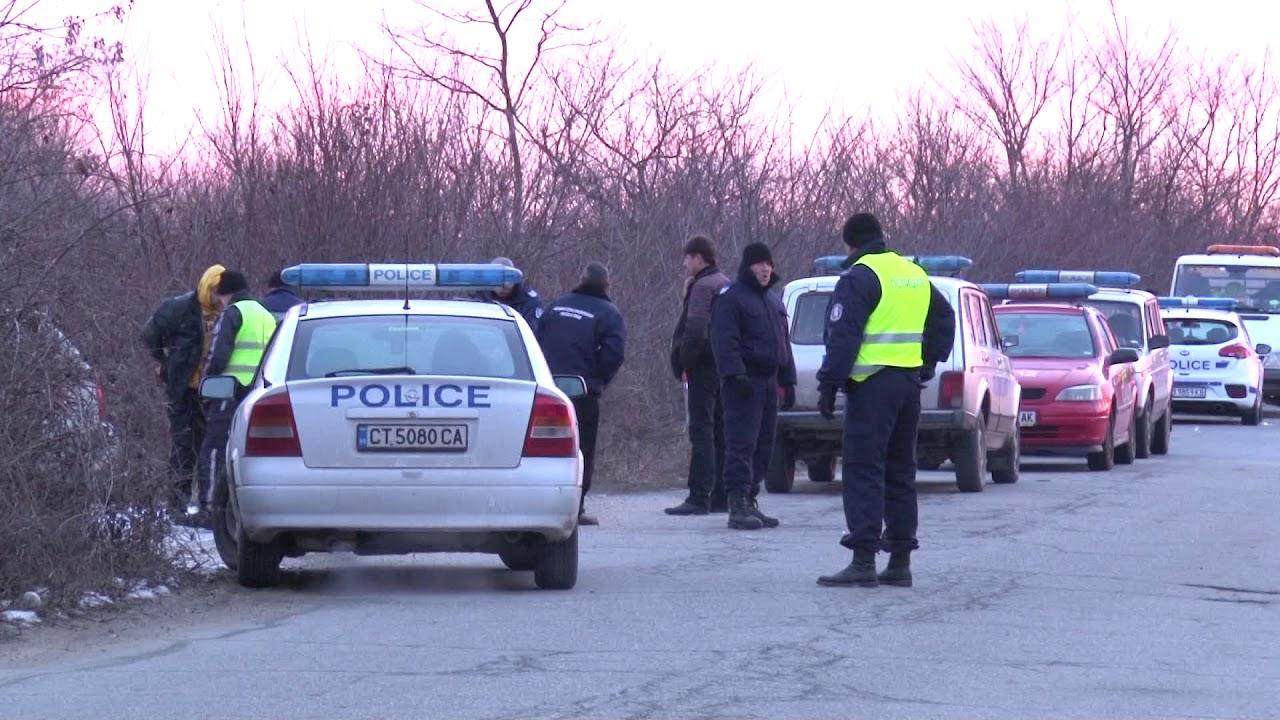 Шофьорът, преследван от полицейски патрули е бил под въздействието на наркотици