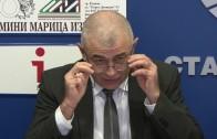 Пресконференция на ръководството на БСП-Стара Загора и Групата общински съветници на левицата.