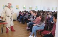 Уроци по родолюбие проведоха в старозагорско училище