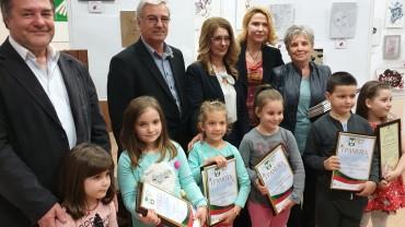 Откриха изложба на млади художници в Гълъбово