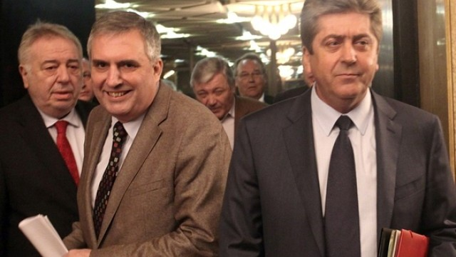 АБВ се явява на евровота като Коалиция за България