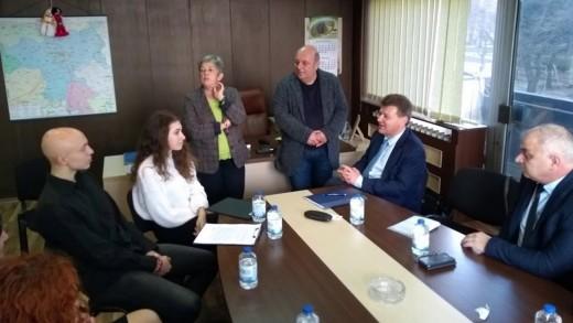 Работна среща на местните омбудсмани в Стара Загора