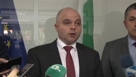 Пресконференция на ОДМВР – Стара Загора.
