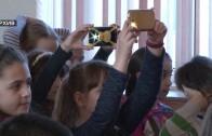 """Официално посрещнаха талантливите ни малки математици във  II ОУ """"П.Р.Славейков"""""""