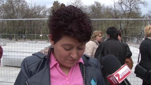 Пореден протест на медицинските сестри и в Стара Загора