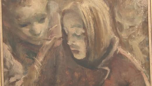 "Изложба ""Живопис – Избрано от фонда на Художествена галерия ""Жорж Папазов"" – Ямбол"""
