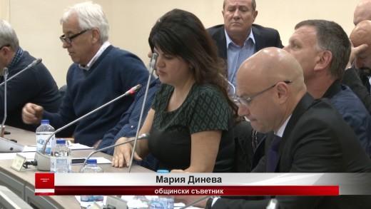 Остри дебати по време на заседанието на Общинския съвет