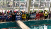 """Близо 400 малки плувци от цялата страна участваха в турнира """"Русалка"""" в Стара  Загора"""