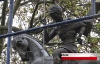 Реставрират паметника на Св. Георги Победоносец в Стара Загора