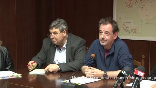 Пресконференция по повод Международния франкофонски ученически театрален фестивал
