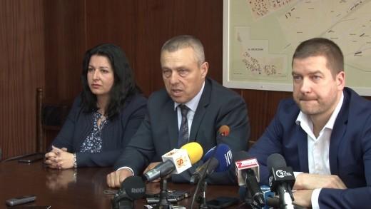 Пресконференция на кмета Живко Тодоров. Актуални теми и приоритети на Община Стара Загора