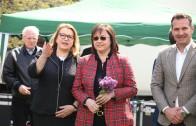 Елена Йончева и Корнелия Нинова на посещение в Стара Загора – 19 май