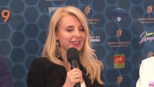 Пресконференция – откриване на кинофестивал Златната липа 2019