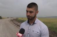 Започва полагането на асфалта на изцяло реконструирания път Борово- Михайлово