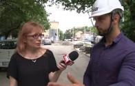 Интензивни пътни ремонти в Стара Загора