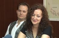 """Церемонията по награждаване на Международния филмов фестивал """"Златната липа""""."""