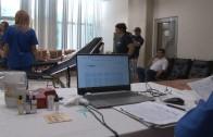 """Близо 200 старозагорци измериха безплатно кръвното си налягане в парк """"5-ти октомври"""""""