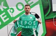 """Зоран Йосипович подписа с """"Берое"""""""