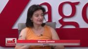 17.07.2019г. Сутрин с нас 1 част. Мария Донева за безпокойствата, които раждат книги