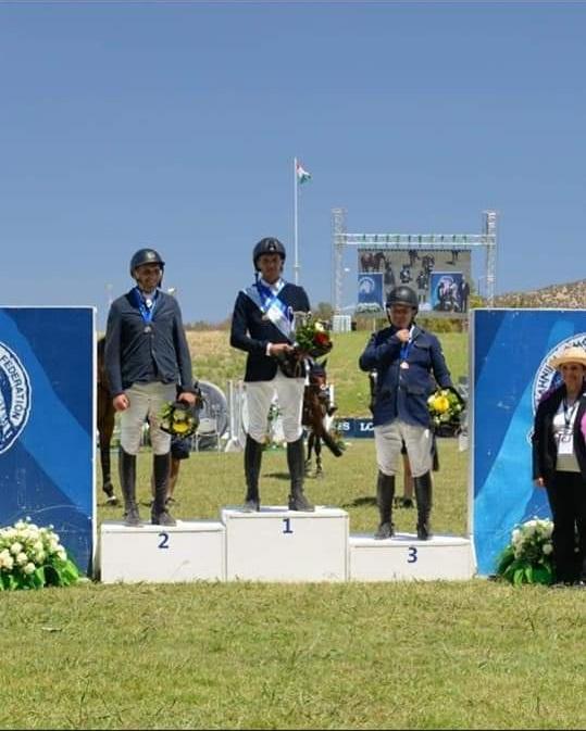 Старозагорецът Ивайло Бонев с престижни отличия от международно състезание по конен спорт