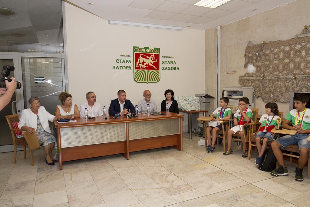 Академия за компютърни и природо-математически науки откриват в Стара Загора