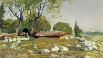 Представят картини на Атанас Михов в Стара Загора