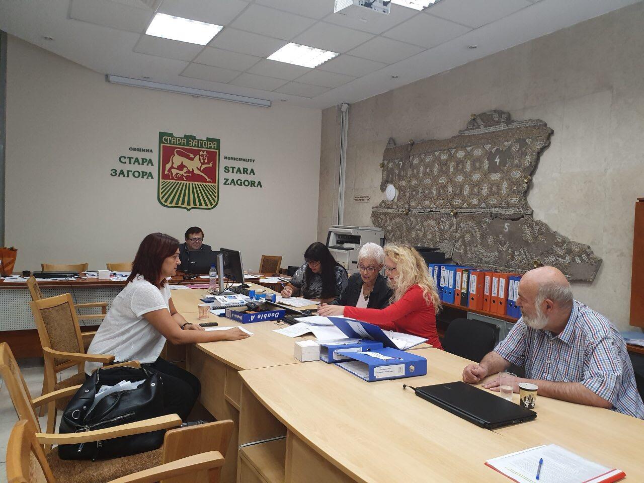 ВОЛЯ се регистрира за местните избори в Стара Загора