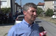 """Първа копка на откриване на строителна площадка на обект """"Реконструкция на улици в град Раднево"""""""
