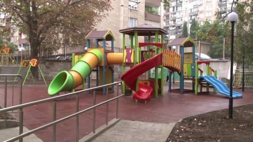 """Обновена е детска градина """"Зорница"""""""