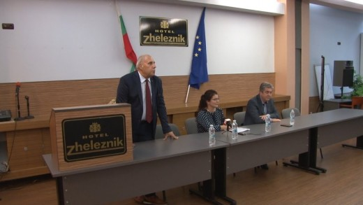"""Представяне на кандидатите за кмет на общината и общински съветници на ПП """"АБВ"""""""