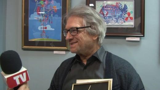 Слави Тенев е носител на голямата награда на Есенен салон 2019