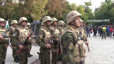 Изпратиха 39-ти контингент от Българската армия в Афганистан