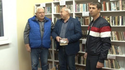 720 книги дари РИМ на библиотеката в с. Малка Верея
