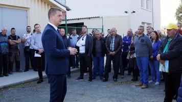 Живко Тодоров, кандидат за кмет на Стара Загора от ГЕРБ: Територията на бившия азотноторов завод ще стане уредена градска зона