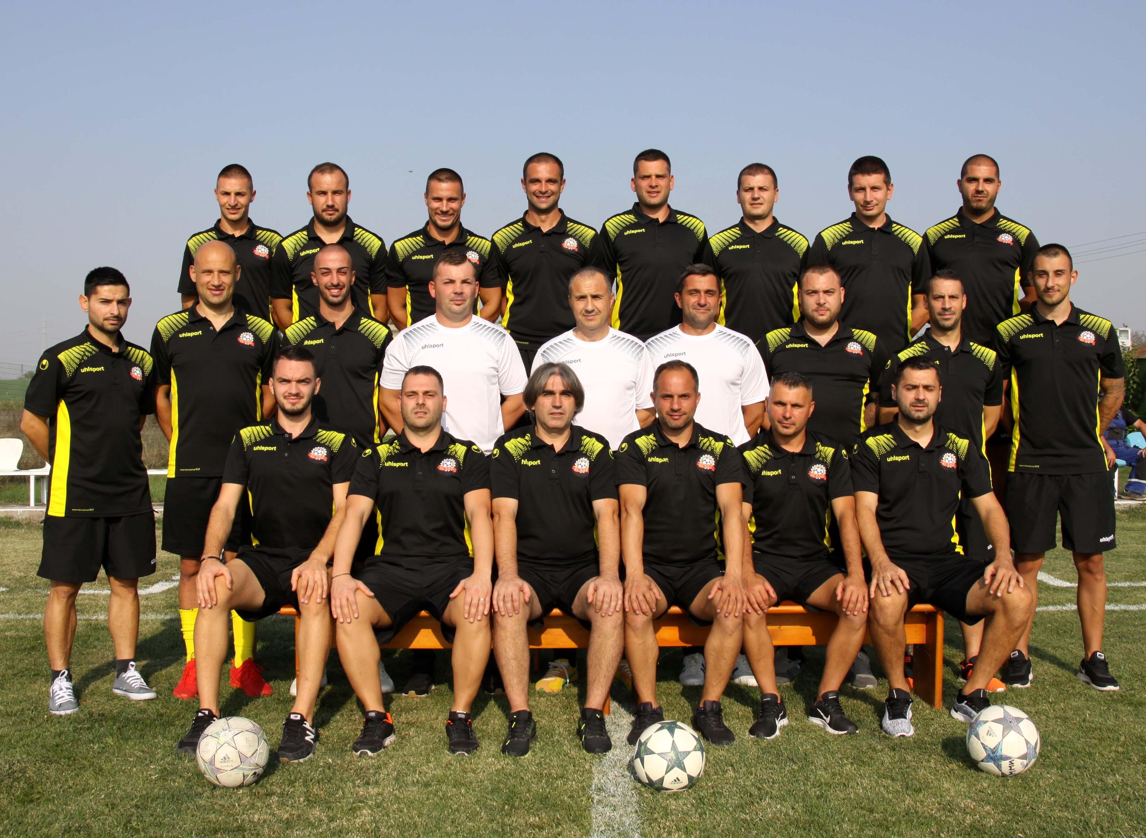 Футболистите на Мини Марица-изток ще представят България на турнир по футзал  в Москва