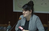 Пресконференция на председателя на Общинския съвет Мария Динева по повод предстоящата на 28 ноември (четвъртък) сесия на ОбС.