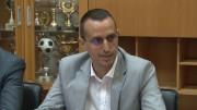 Кметът на Община Чирпан Ивайло Крачолов с първа пресконференция пред медии