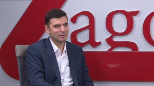 Диян Димитров: Ще дам всичко от себе си за добрата работа на ГЕРБ в ОбС