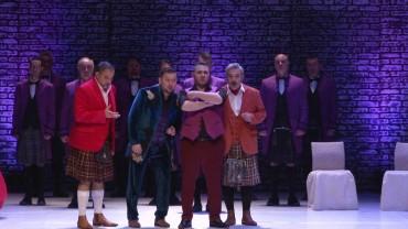 Концертно изпълнение на операта ФАЛСТАФ закри ФОБИ