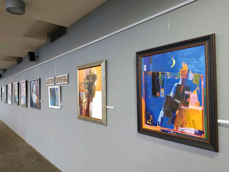 """Изложба-живопис """"Мечтата е Музика"""" на известния старозагорски художник Димо Генов"""