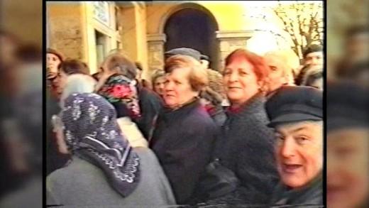 Стара Загора преди 23 години – в прехода – Петък на живо