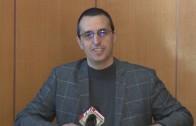 Пресконференция на кмета на Община Чирпан Ивайло Крачолов