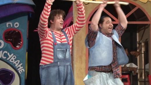 """""""Макс и Мориц"""" отново на старозагорската оперна сцена"""